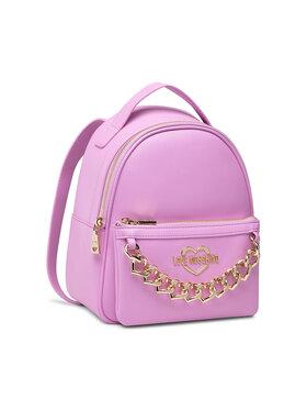 LOVE MOSCHINO LOVE MOSCHINO Plecak JC4194PP1DLK0607 Różowy