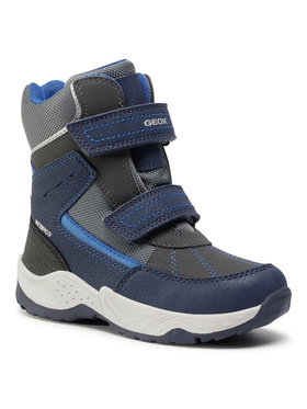 Geox Geox Sniego batai J Sentiero B.Wpf B J04CEB 0CEFU C4226 S Tamsiai mėlyna