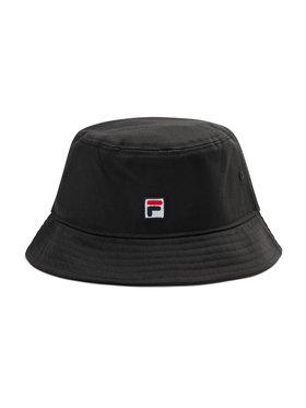 Fila Fila Текстилна шапка Bucket Hat 681480 Черен