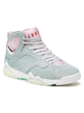 Nike Nike Обувки Air Jordan 7 retro Se CT8528 002 Зелен