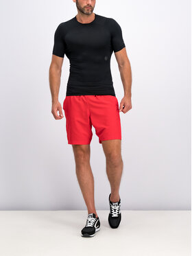 Under Armour Under Armour Pantaloncini sportivi UA Woven Graphic Wordmark 1320203 Rosso Regular Fit