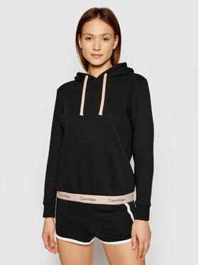 Calvin Klein Underwear Calvin Klein Underwear Bluză Pull Over 000QS6138E Negru Regular Fit