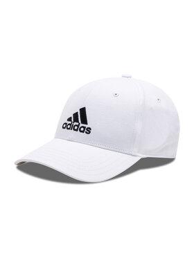 adidas adidas Șapcă Baseball Cap FK0890 Alb
