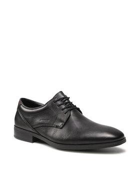 Rieker Rieker Κλειστά παπούτσια 10101-00 Μαύρο