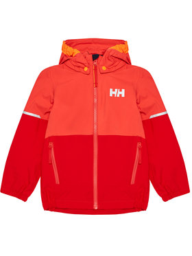 Helly Hansen Helly Hansen Giacca impermeabile Sogn 40440 Rosso Regular Fit