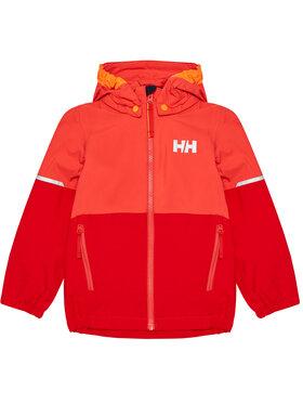 Helly Hansen Helly Hansen Větrovka Sogn 40440 Červená Regular Fit