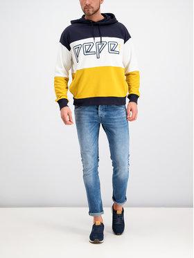Pepe Jeans Pepe Jeans Prigludę (Slim Fit) džinsai PM200029 Mėlyna Slim Fit