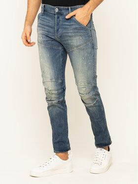 G-Star RAW G-Star RAW Slim fit džínsy 5620 3D 51025 8968 A936 Tmavomodrá Slim Fit