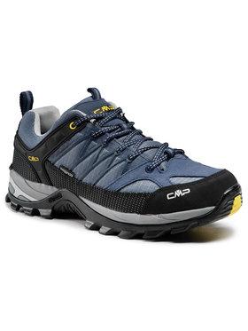 CMP CMP Παπούτσια πεζοπορίας Rigel Low Trekking Shoe Wp 3Q54457 Σκούρο μπλε