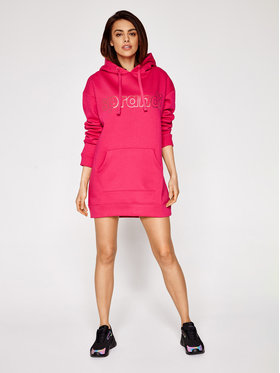 Sprandi Sprandi Bluza SS21-BLD005 Różowy Regular Fit
