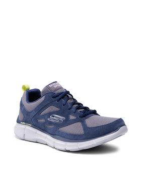 Skechers Skechers Обувки Ezdez 52748/NVCC Тъмносин