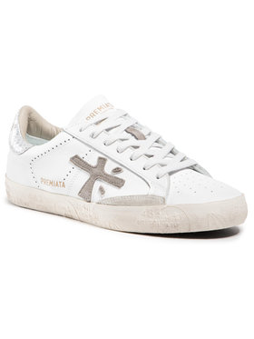 Premiata Premiata Sneakersy Stevend 4717 Biały