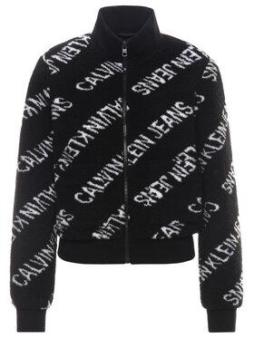 Calvin Klein Jeans Calvin Klein Jeans Kurtka bomber J20J212911 Czarny Regular Fit