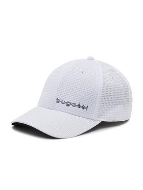 Bugatti Bugatti Καπέλο Jockey 00092-62580-0001/000 Λευκό