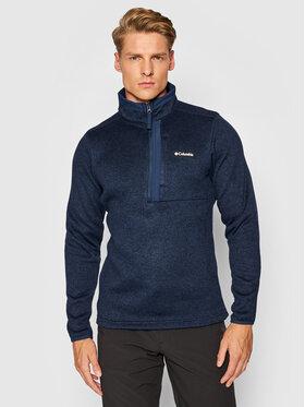Columbia Columbia Sweatshirt Weather 1954111 Bleu marine Regular Fit