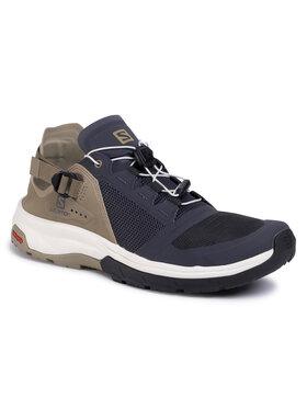 Salomon Salomon Chaussures de trekking Tech Amphib 4 409135 27 V0 Bleu marine