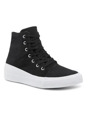 Converse Converse Sneakersy As Quantum Hi 153642C Čierna