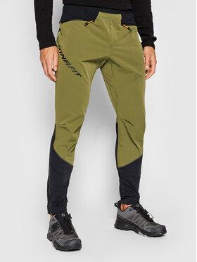 Dynafit Dynafit Pantaloni outdoor Transalper 08-71374 Verde Perfect Fit