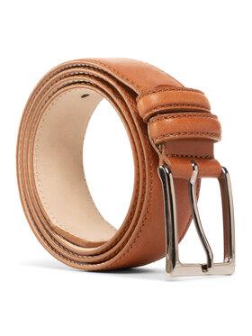 Gino Rossi Gino Rossi Pánský pásek AM0485-000-BG00-3300-X Hnědá
