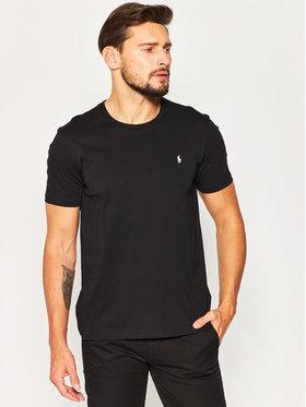 Polo Ralph Lauren Polo Ralph Lauren T-Shirt 714706745 Μαύρο Regular Fit