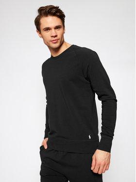 Polo Ralph Lauren Polo Ralph Lauren Bluză Crw 714833977001 Negru Regular Fit