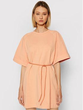 Imperial Imperial Sukienka codzienna ABZQBCR Pomarańczowy Regular Fit