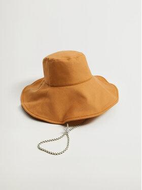 Mango Mango Pălărie Dora Bucket 87035704 Portocaliu