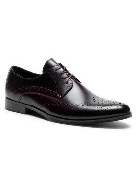 Gino Rossi Gino Rossi Κλειστά παπούτσια TA-6560-179-S384-541 Καφέ