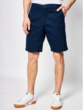 Vans Vans Szorty jeansowe Authentic VN0A2ZY9LKZ1 Granatowy Regular Fit