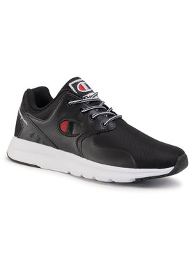 Champion Champion Sneakersy Midway Men Low S21305-S20-KK001 Čierna