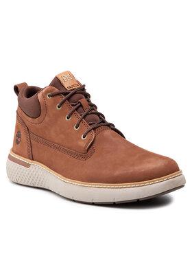Timberland Timberland Зимни обувки Cross Mark Pt TB0A1TQW2121 Кафяв