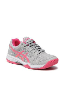 Asics Asics Обувки Gel-Dedicate 6 1042A067 Сив