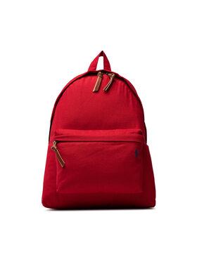 Polo Ralph Lauren Polo Ralph Lauren Plecak Backpack 405842685007 Czerwony