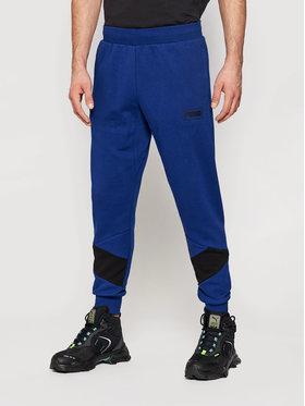 Puma Puma Pantalon jogging Rebel 585753 Bleu marine Regular Fit