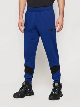 Puma Puma Pantaloni trening Rebel 585753 Bleumarin Regular Fit