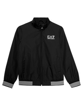 EA7 Emporio Armani EA7 Emporio Armani Prijelazna jakna 3KBB02 BN27Z 1200 Crna Regular Fit