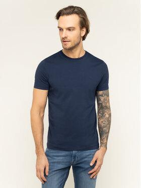 MICHAEL Michael Kors MICHAEL Michael Kors T-shirt CR95HXC7TA Bleu marine Modern Fit