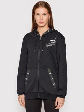 Puma Puma Sweatshirt Amplified 583523 Schwarz Regular Fit
