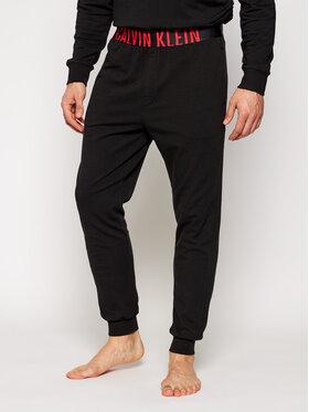 Calvin Klein Underwear Calvin Klein Underwear Долнище на пижама 000NM1961E Черен