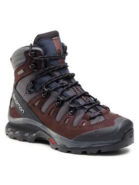 Salomon Salomon Chaussures de trekking Quest 4D 3 Gtx W GORE-TEX 407985 20 V0 Marron