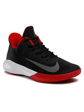 Nike Nike Boty Precision IV CK1069 005 Černá