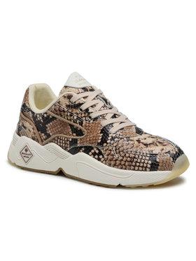 Gant Gant Sneakersy Nicewill 22531572 Hnedá