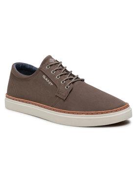 Gant Gant Sneakers aus Stoff Prepville 22638666 Braun