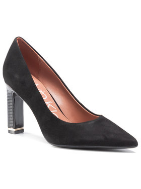Calvin Klein Calvin Klein Обувки Roxia B4E00331 Черен