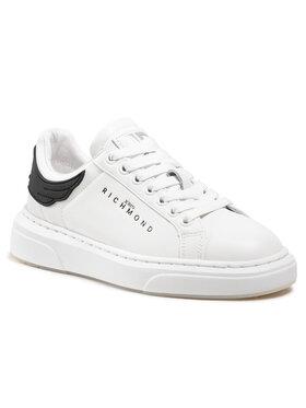 John Richmond John Richmond Sneakersy 10201/CP A Biały