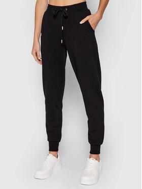 Trussardi Trussardi Spodnie dresowe 56P00294 Czarny Slim Fit