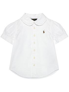Polo Ralph Lauren Polo Ralph Lauren Πουκάμισο Solid Oxford 312680346001 Λευκό Regular Fit