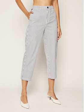 Tommy Jeans Tommy Jeans Дънки тип Regular Fit Tjw Stripe High Rise DW0DW08078 Тъмносин Regular Fit