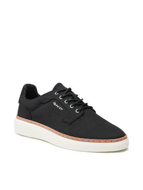Gant Gant Πάνινα παπούτσια San Prep 22638674 Μαύρο