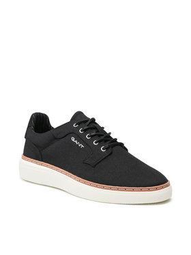 Gant Gant Sneakers aus Stoff San Prep 22638674 Schwarz